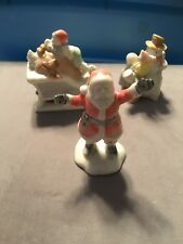 Christmas Figurines Fitz Floyd 1985