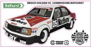 Sticker - Holden VC Brock BATHURST Style