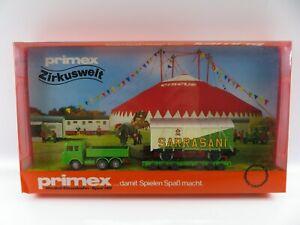 Primex 1:87 OVP 4584 Zirkuswelt Sarrasani #2501