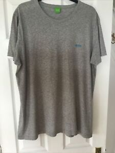 Hugo Boss t shirt, Grey XXL