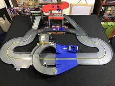 Hot Wheels World City Collection Ultimate Hot Rod Racing Playset 1999 Mattel HTF