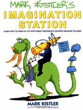 Mark Kistlers Imagination Station: Learn How to Drawn in 3-D with Public Televi