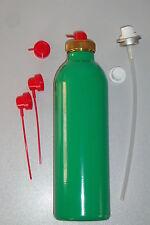 Wiederbefüllbare Druckluft Sprühdose Spraydose Vaupel ÖKOSprüher 4300 GRÜN 400ml