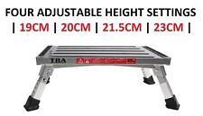 XL Adjustable Height Portable Folding Step Caravan Camping Rv Accessories Jayco