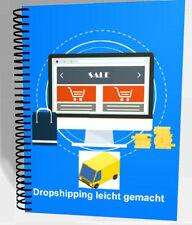 Dropshipping leicht gemacht - eBook - Aufbau & Händler - mit Reseller Lizenz