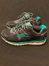 fa9831826f3 Brooks Ariel 16 Indigo Blue Teal Grey Women s Running Athletic Shoe Size  10.5 2E