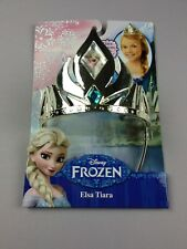 Disney Jakks Pacific Frozen Costume Plastic Headband Elsa Tiara SEALED