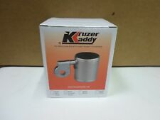 Kruzer Kaddy 200 Chrome Cup Holder Kruzer Kaddy Stainless Steel Handlebar Mount