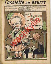 L'assiette au beurre n° 35 - 30/11/1901 Les joujoux du préfet Lépine par Métivet