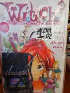 Revistas WITCH