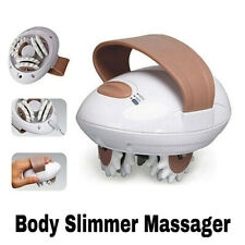 Handheld 3D Mini Relax Body Motorized Roller Slimming Electric Massager,SQ-100