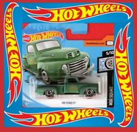 Hot Wheels 2020   ´49 FORD F1  120/250  NEU&OVP   .