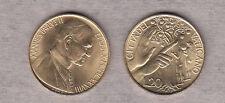 VATICANO POPE PAPA GIOVANNI PAOLO II  Lire 20 FDC 1988 VEDI FOTO