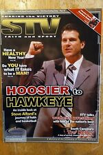 Steve Alford, January 2007 Sharing the Victory Faith & Sport Magazine