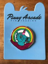 DUNGEON LEAGUE SURPRISE ATTACK Pin Pinny Arcade PAX AUS BRAND NEW RARE