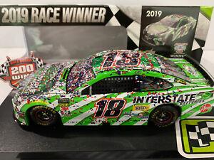 2019   #18 Kyle Busch Interstate Batteries Auto Club Win 200 Race Wins