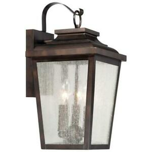 Minka-Lavery The Great Outdoors Irvington Manor 3 Light Fixture 72172-189 Bronze