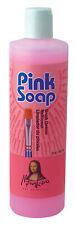 Speedball Art 00132-66 Mona Lisa Ps12 Pink Soap Brush Cleaner 12Oz