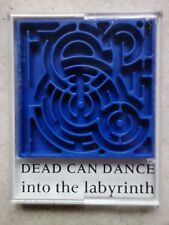 Dead Can Dance-Into the Labyrinthe-Maze Game-Labyrinthe-PROMO Merchandise