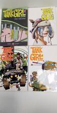 4 x Tank Girl Comic/Graphic Novel The Odyssey  Apocalypse+2 Other #878