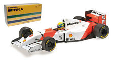 Minichamps Ford McLaren MP 4/8 1993-AYRTON SENNA 1/18 SCALA
