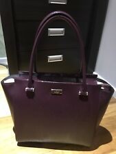 NWT Authentic Kate Spade Burgundy Handbag