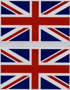 Union Jack Stickers