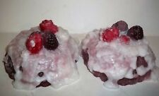 Farmhouse Berry Bundt Cake scented Tarts.2 sizes.