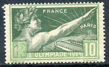 TIMBRE FRANCE NEUF N° 183 ** SPORT JEUX OLYMPIQUES DE PARIS 1924
