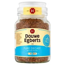 Douwe Egberts Pure Decaffeinated Medium Roast Coffee (95g) (Pack of 6)