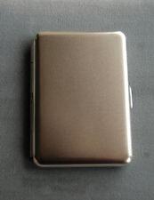 Helsinki Metal Pocket Cigarette Case Made in Germany
