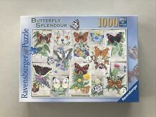 Butterfly Splendour by Anne Searle - Ravensburger 1000 Piece Jigsaw Puzzle.