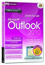 Learn to Use Outlook 2010 (PC-CD) BRAND NEW SEALED