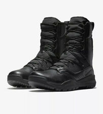 "Nike SFB Special Field 2 Boot 8"" Tactical Black Military Combat Boots AO7507-001"
