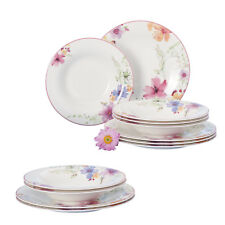 D980454 Villeroy & Boch 10-4100-7609 Mariefleur Basic Tafel-set Premium Porella