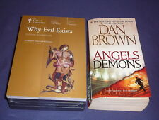 Teaching Co Great Courses  CDs             WHY  EVIL  EXISTS        new + BONUS