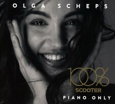 OLGA SCHEPS - 100% SCOOTER - PIANO ONLY  CD NEU