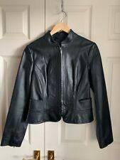 Next Women's Leather Jacket Size 12