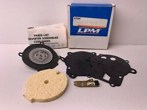 New! LPM 233-4144 Repair Kit (#7407)