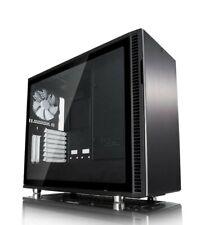 Fractal Design Define R6 PCGH Midi-Tower Gehäuse // USB-C // ohne Glasfenster!