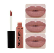 COLLECTION Velvet Kiss Lip Cream CARAMEL Perfect Nude Matte Lipstick!