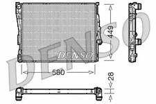 1x Denso Radiator DRM05069 DRM05069