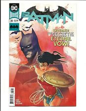Batman #39 (DC UNIVERSE, Mar 2018), NM/M NEUF