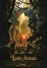 Jungle Book - original DS movie poster  D/S 27x40 - 2016 FRENCH Canadian