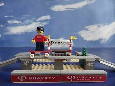 LEGO Sports Gravity Games 3535 Skateboard Street Park 100% complete