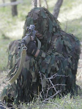 Jungle Camo 3D Camouflage Hunting Ghillie Suit Bionic Training Bowhunt Suit