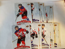 2017-18 CHL TOP PROSPECTS GAME INSERT SET (20) GLASS ENTWISTLE JOKIHARJU ++ RARE