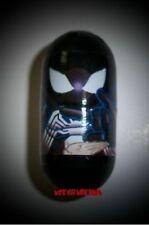 Marvel Universe Mighty Beanz 55 Black Spider-Man 2010 Bean Venom Avengers NOOP