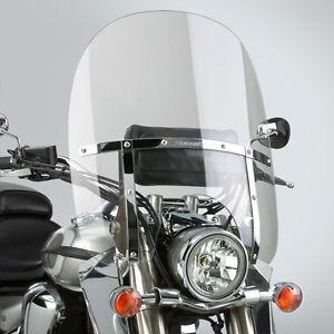 Yamaha V-Star XVS 950 VStar Switchblade® 2-up Windshield+Chrome Installation kit