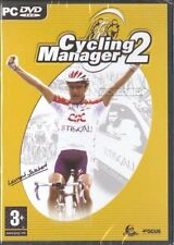 Cycling Manager 2 (PC DVD) Brand * NEW * & Factory Sealed, Free US First Class